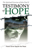Testimony of Hope book