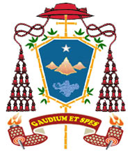 Cardinal Thuan Coat of Arms